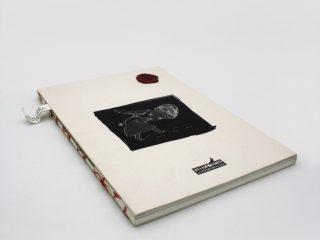 Catálogo de exposição Evelina Oliveira